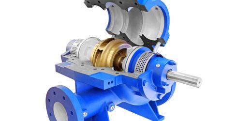 Centrifugal Pump Casing